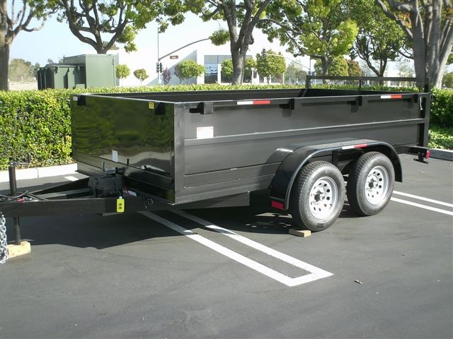 Work Trailers for Sale California Work Trailers Tow Dollies for Sale CA Dump Trailers Riverside County Custom Trailers