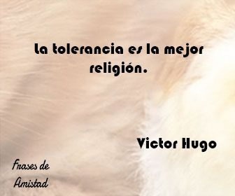 Frases filosoficas religiosas de Victor Hugo