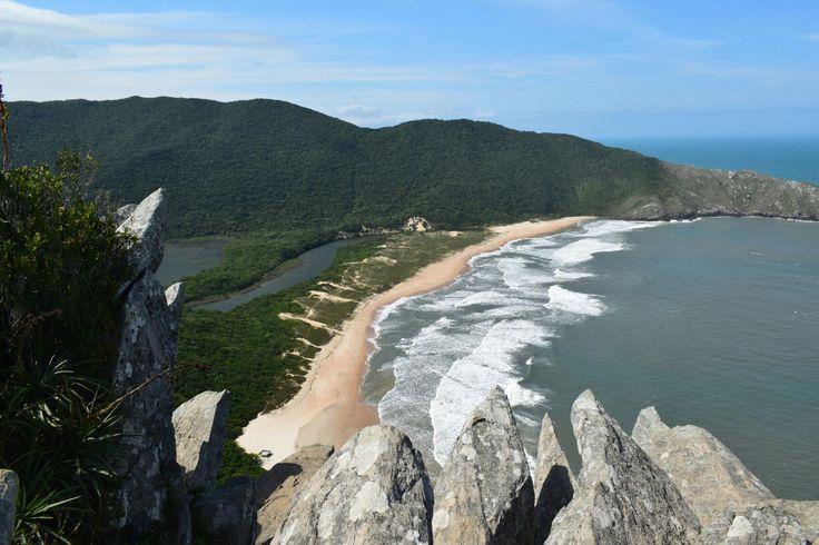 Praia Lagoinha do Leste Florianópolis SC