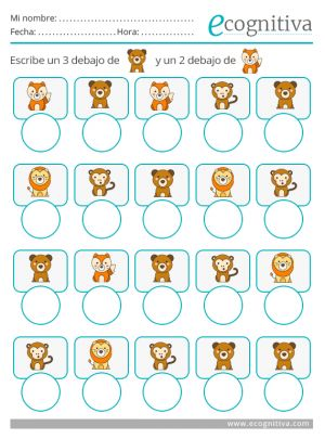 Estimulación Cognitiva para Niños. Ejercicios para Imprmir PDF Gratis Familia Y Cole, Kids Math Worksheets, Felt Material, Math For Kids, Psychology, Therapy, Teaching, Activities, United Nations