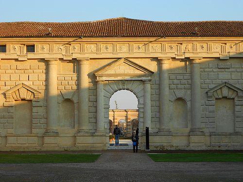 Palazzo Te - Giulio Romano - Mantova    #TuscanyAgriturismoGiratola