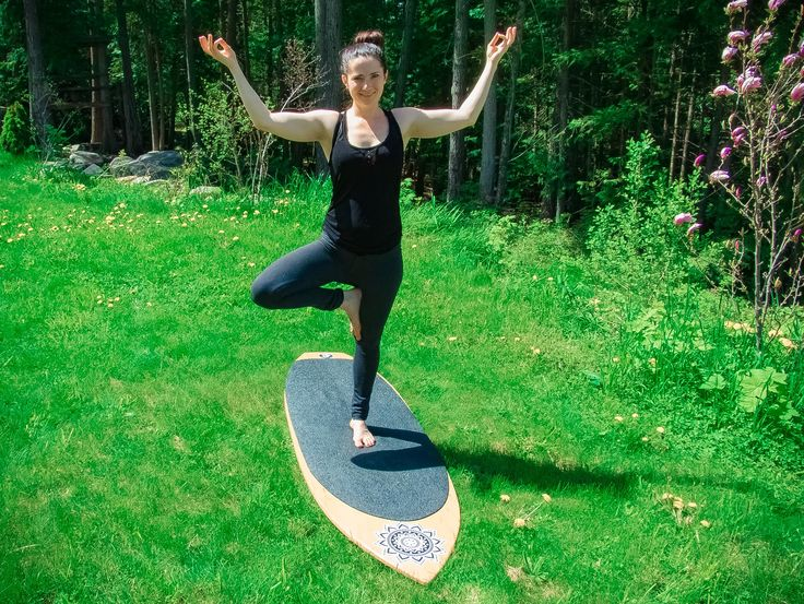 Knotty boards, sup inspired balance boards, paddle boards and gear.