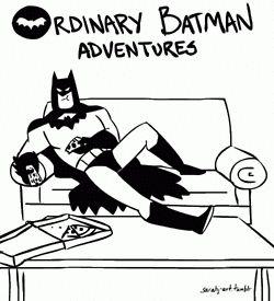Infelizmente essa é a terceira e última parte, de Ordinary Batman Adventures que eu achei [ aaaaaah ] É um barato essas animações em gifs, ...