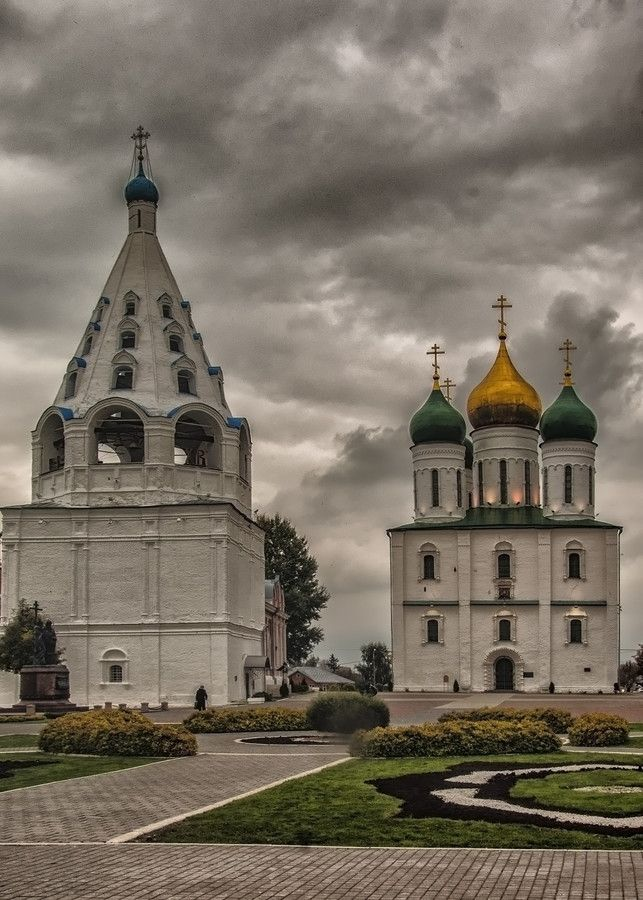 Photo belltower church Kolomna by Lyudmila Izmaylova on 500px