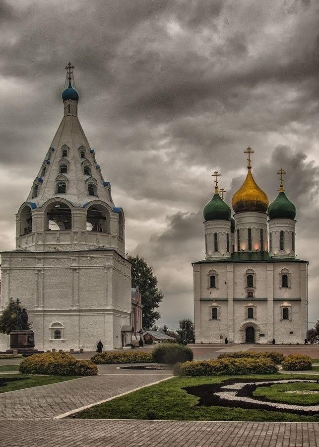 Photo belltower church Kolomna by Lyudmila Izmaylova on 500px