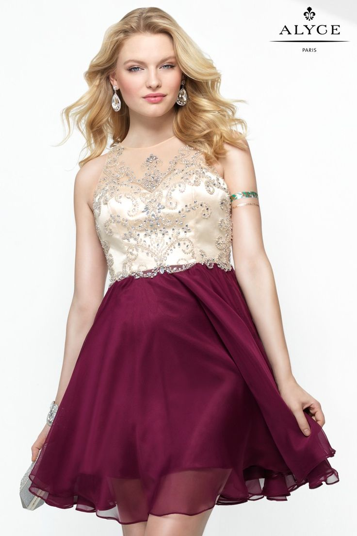 The Hottest Dress Designer hands down! Alyce Paris.  Check out their dresses at alyceparis.com Private Collection | Dress Style #1130 #http://pinterest.com/alyceparis