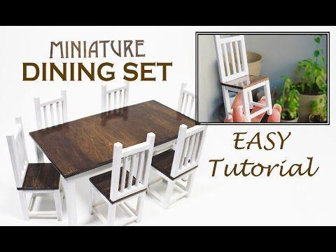 439 best Miniature Furniture images on Pinterest