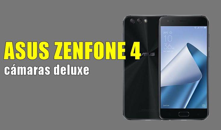 El Asus ZenFone 4 incluye cámaras duales en todos sus modelos presentados para el mercado chileno e internacional.