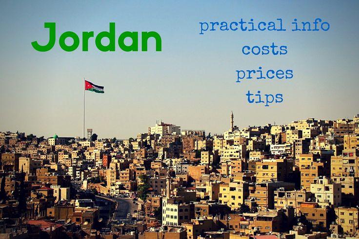 Jordan travel: practical info, costs, prices
