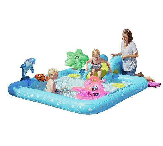 Buy Chad Valley Aquarium Activity Pool 8.5ft 308