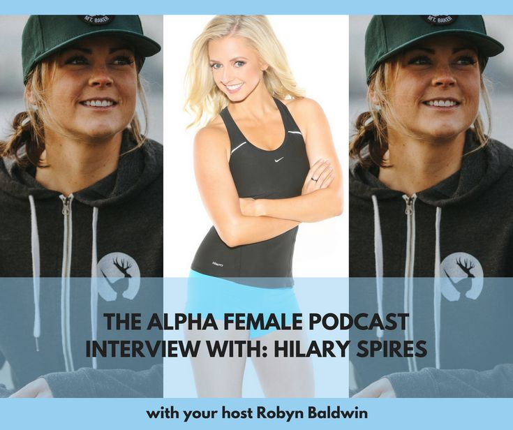 This week on the Alpha Female Podcast, Robyn interviews Hilary Spires to find out how this run coach has created work / life harmony. Check out http://robynbaldwin.com/podcast for the show notes. #alphafemale #alpha #alphafemalepodcast #podcast (scheduled via http://www.tailwindapp.com?utm_source=pinterest&utm_medium=twpin)
