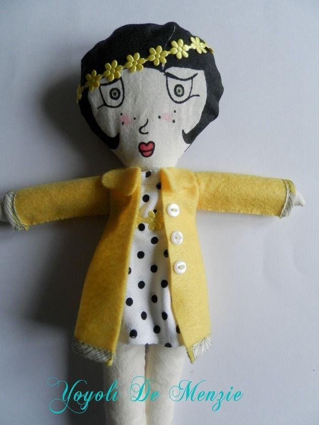 Abitini per bambola di pezza Yoyolì