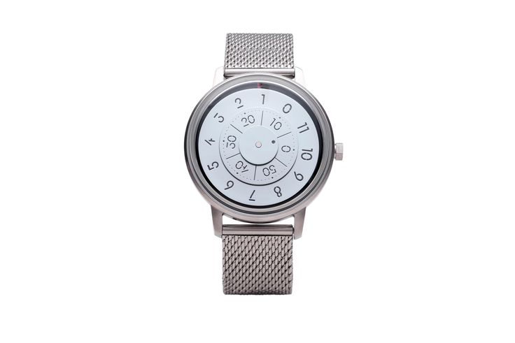 Anicorn Series K452 - A Designer Watch with Unique Concentric Disc System