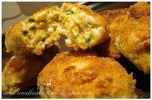 Zobacz zdjęcie Idealny pomysł na bezmięsny obiad.   Składniki: ok. 6 jajek ugotowanych na tw...