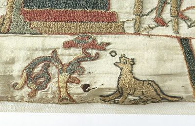 English Historical Fiction Authors: Aesop's Fables and the Bayeux Tapestry