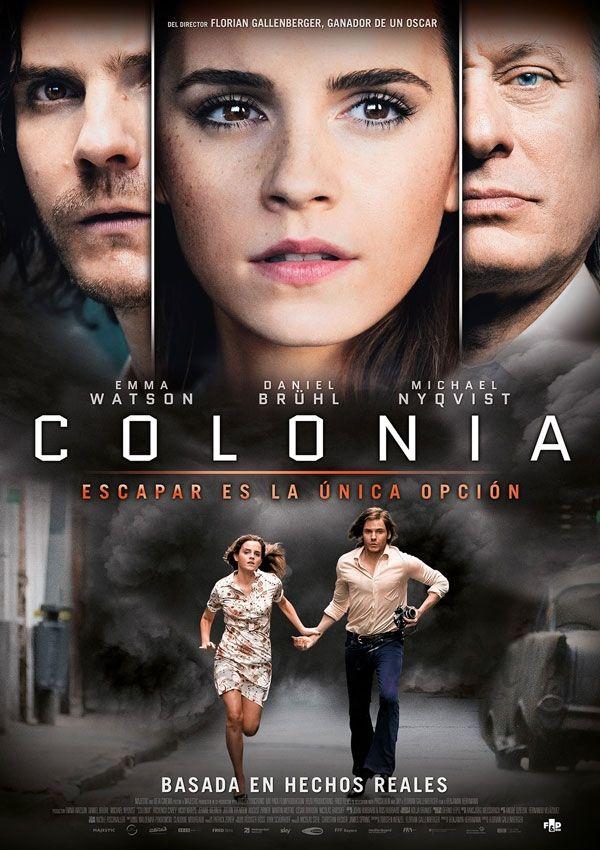 Colonia - Estrenos de Cine de la Semana… 20 de Enero 2017