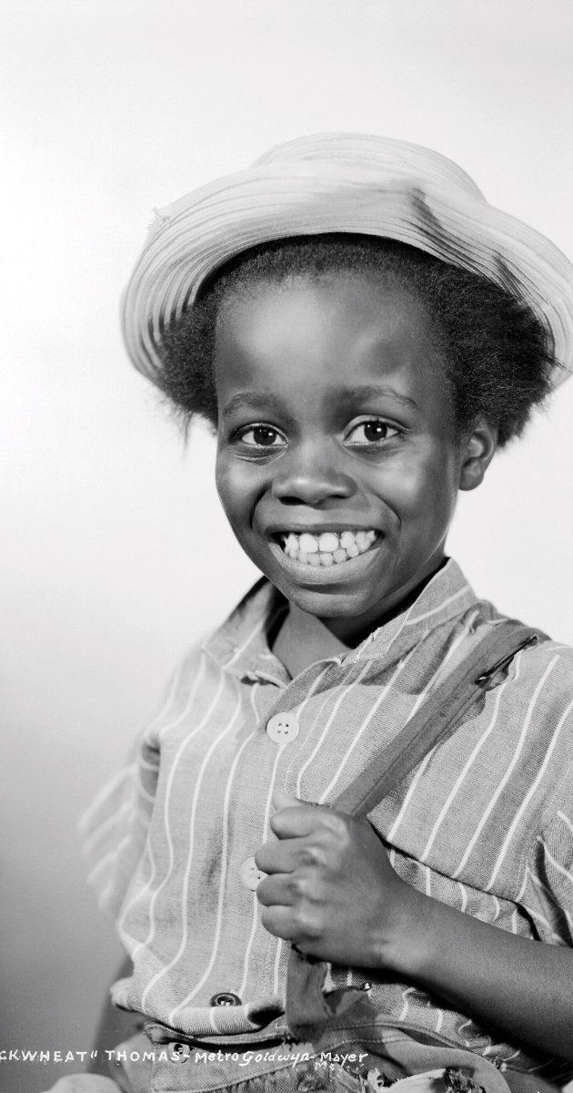 William (Billie) Thomas (3/12/1930 - 10/10/1980) played Buckwheat in the Our Gang (Little Rascals) comedy shorts from 1934 to 1944, and was the only cast member to appear in all 52 of the films produced by MGM after the studio obtained rights from Hal Roach in 1938. Thomas served in the Korean War and returned to a career in Hollywood working behind the scenes as a technical editor. #TodayInBlackHistory