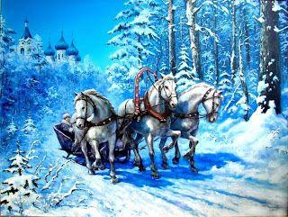 Коллекция картинок: «Зимняя сказка»