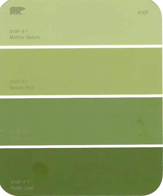 Sage Green Color Paint Ideas Behr