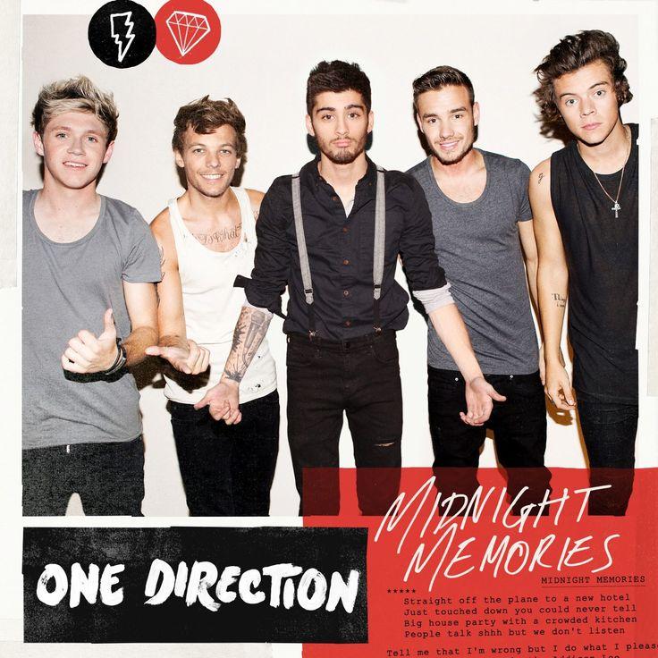 One Direction | Midnight Memories