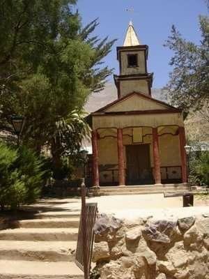 Alcohuaz. Valle de Elqui. Chile.