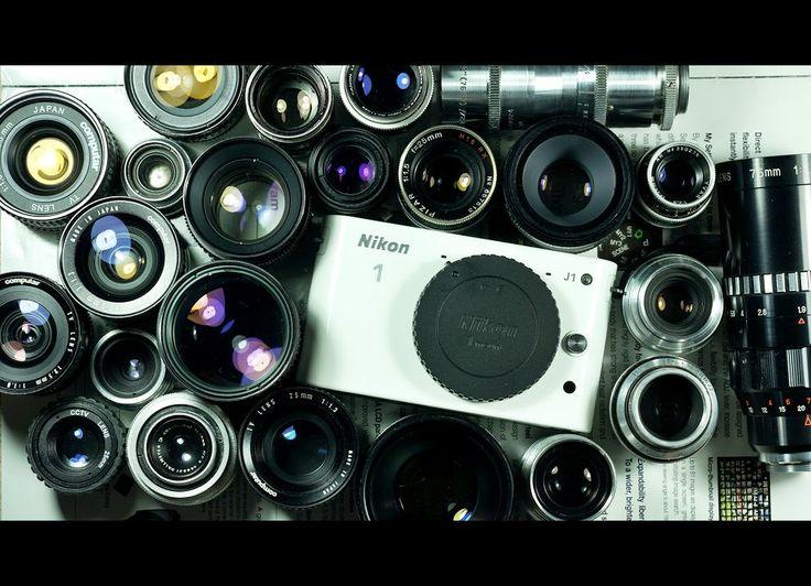 [CR] ชำระแค้น Nikon One ---- Nikon 1 V1 with C-mount Lens ----- - Pantip