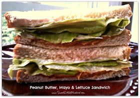 """Never added lettuce, but this is an """"icky"""" sandwich that isn't as icky as one would think!"""