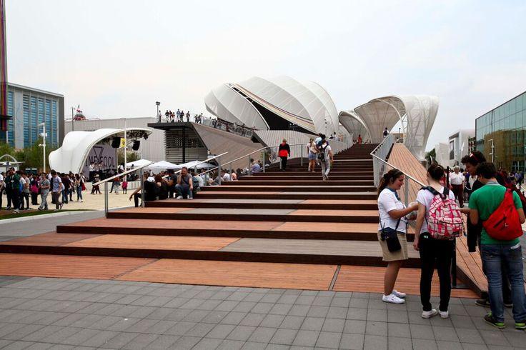 #German Pavilion - #Expo2015 | Schmidhuber