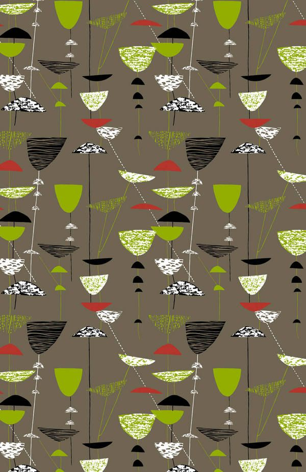 Calyx Lucienne Day http://www.classictextiles.com/pages/index.cfm/lucienne-day/#
