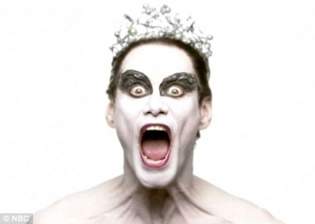 Jim Carrey as black swan. I dont think I need to explain why I would like to know him.