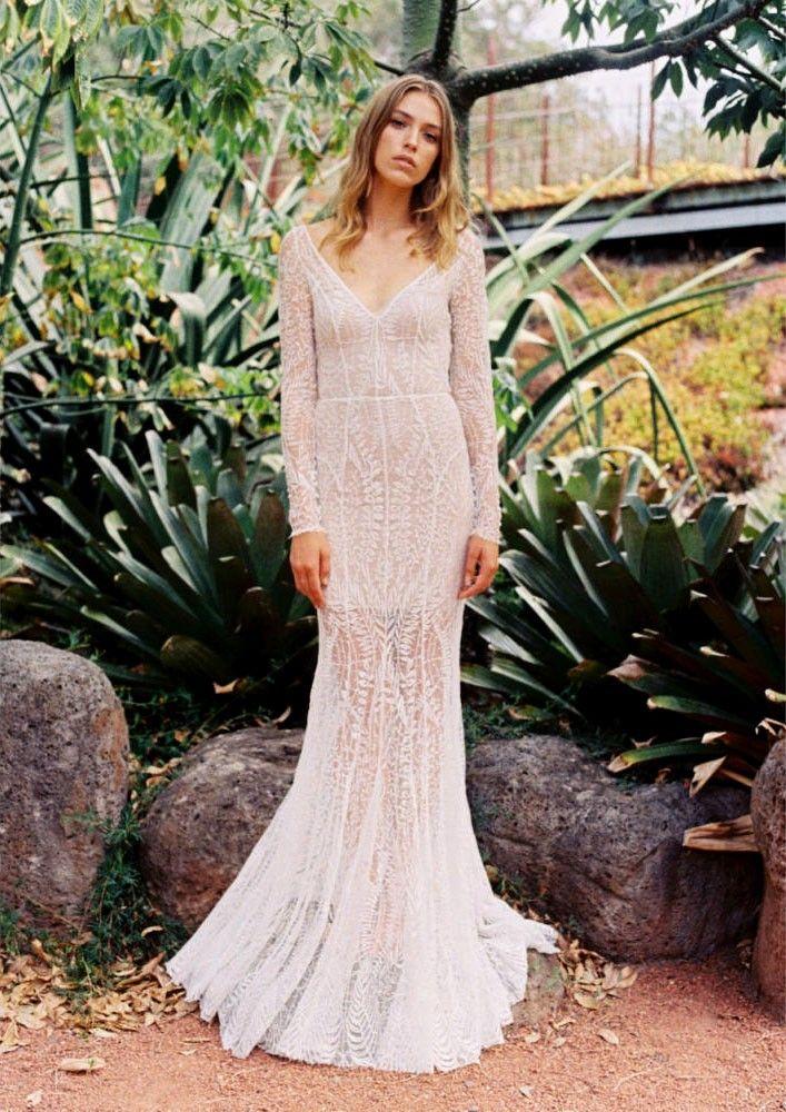 Australian Designers Who Create the Most Breathtaking Wedding Gowns via @WhoWhatWearAU