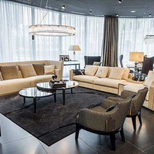 Intelidom - warszawski salon meblowy Lux'Arte