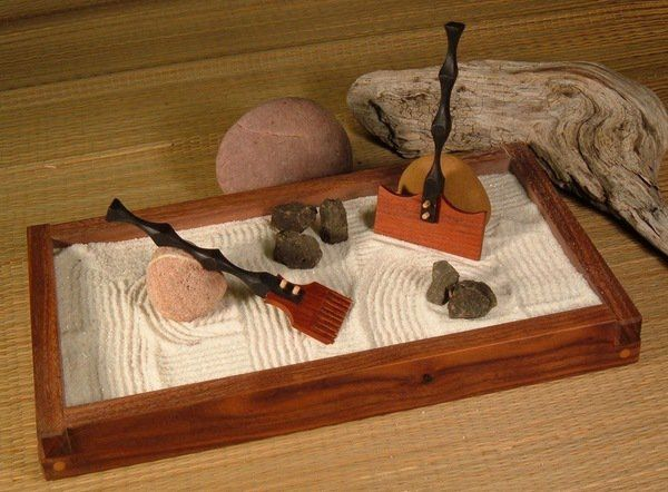 Diy Tabletop Zen Garden Ideas Mini Rock Garden Mini Japanese Garden