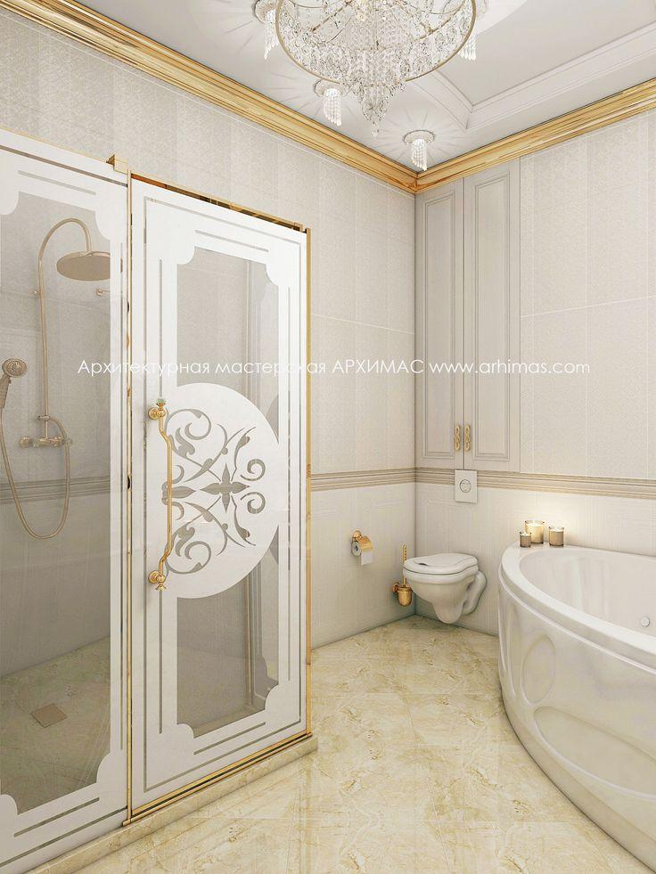 Дизайн интерьера в (2-х) двухкомнатной квартире ЖК Армейский Одесса Архимас