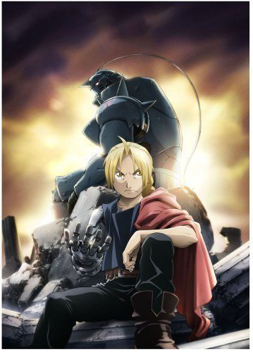 Fullmetal Alchemist Brotherhood Poster. I really want some posters for my room that look cool and represent my interests. etsy.com/shop/OnceUponaTimeCo