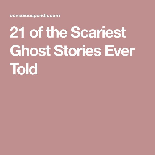 The Best The Scariest Ideas On Pinterest Scariest Halloween - 21 terrifying situations imaginable