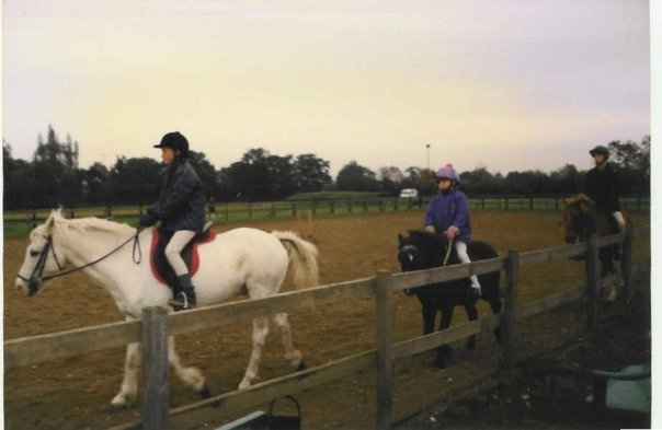 Nobby (RIP) [middle pony]
