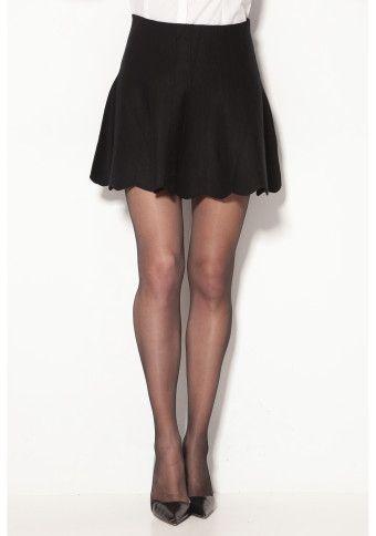 Krátká plisovaná sukně #ModinoCZ