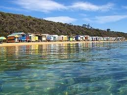 Mt Martha beach Mornington Peninsula, Victoria, Australia