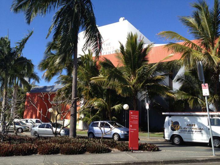 The Arts Centre Gold Coast in Bundall, QLD
