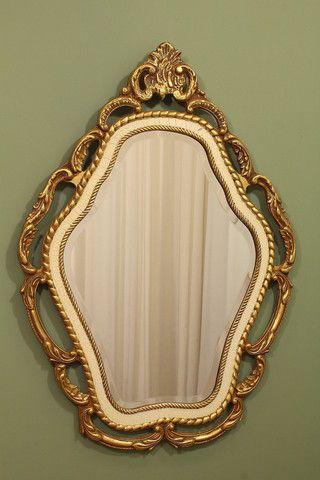 Barokke spiegel 24014