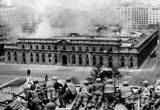 Santiago, Chile, 1973