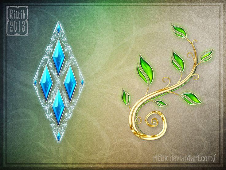 Httpscolorear Myhydros Orgabstract Phoenix: Flowers Downloadable By Rittik Designs Deviantart