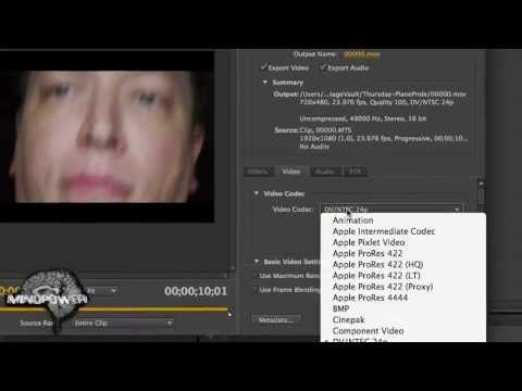 How to Install ProRes Codecs FREE for Mac and Adobe Media Encoder - MindPower009 - YouTube