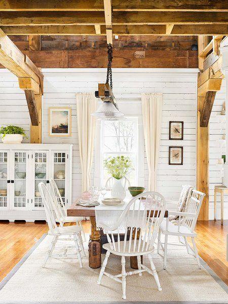 25 ideas para añadir encanto rústico a cualquier casa