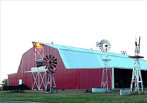 Farm & Ranch Museum- Elk City, SW Oklahoma