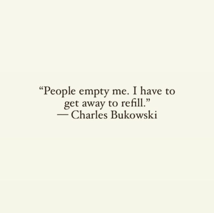 Energetically Speaking ..most of all ..NEGATIVE people