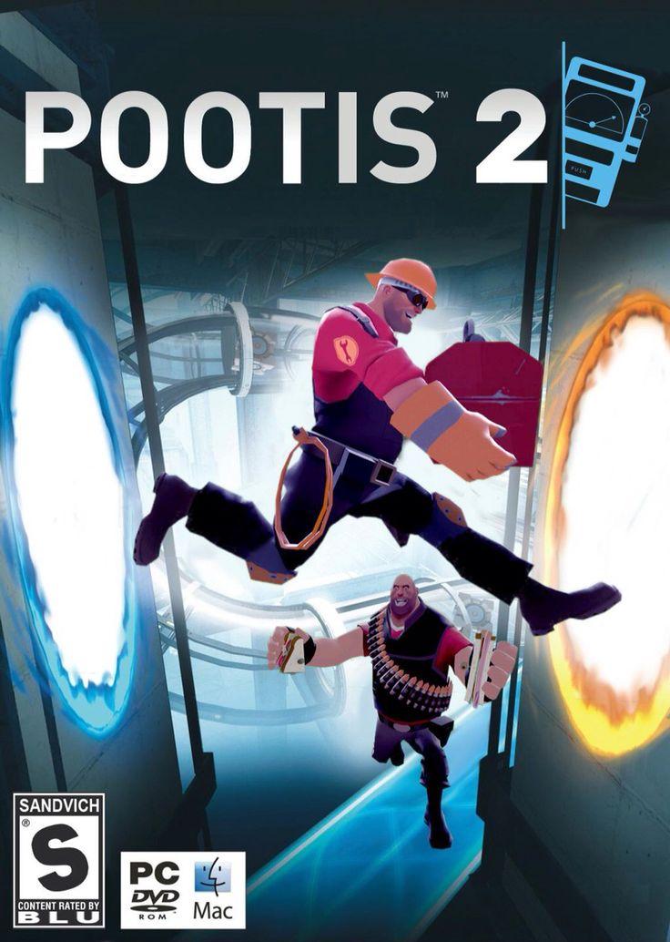 Team Fortress 2/Portal 2 crossover