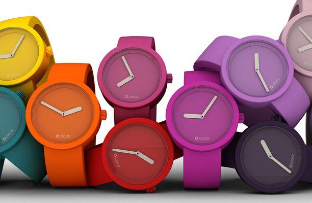 gekleurde horloges - Google zoeken