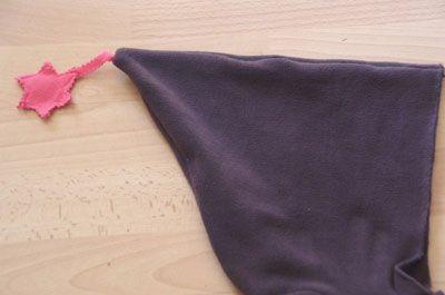 Cape capuchon enfant, Patron couture gratuit